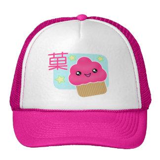 Gorra de la magdalena del caramelo de Kawaii