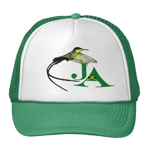 Gorra de la malla de Humdinger Jamaica JA