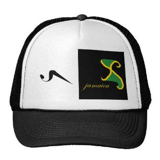 Gorra de la malla de Jamaica Seet Yah