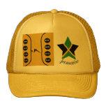 Gorra de la malla de Jamaica Selecta