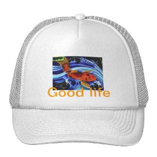 Gorra de la malla de Koi