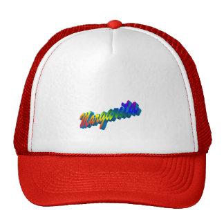 Gorra de la malla de Margarita