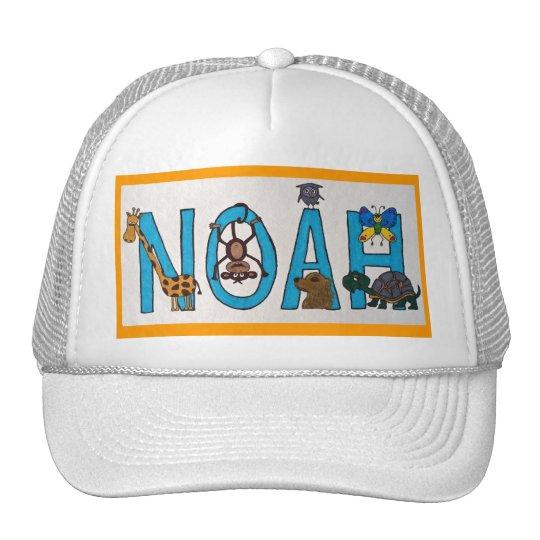 Gorra de la malla de NOAH
