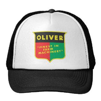 Gorra de la malla de Oliverio