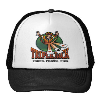 Gorra de la malla de Triplejack