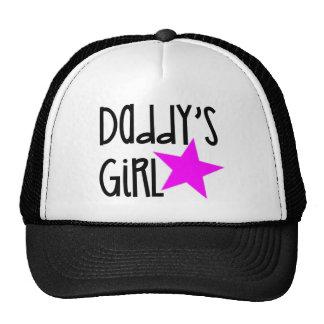 Gorra de la malla del chica de Daddys