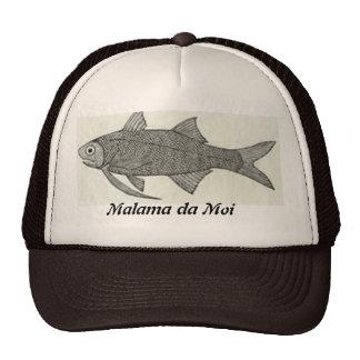 Gorra de la malla del Moi