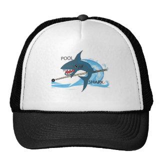Gorra de la malla del tiburón 2 de la piscina