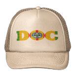 Gorra de la Malla-Detrás de Vietnam doc. CMB
