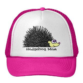 Gorra de la mamá del erizo