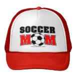 Gorra de la mamá del fútbol