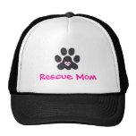 Gorra de la mamá del rescate