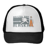 Gorra de la mano de la bahía de Bristol