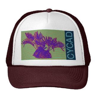 Gorra de la marca del CYCAD