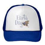 Gorra de la mariposa del Día de la Tierra