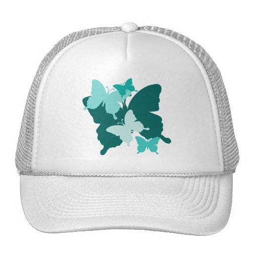 Gorra de la mariposa del diseñador de la reunión d