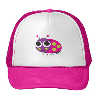 Gorra de la mariquita