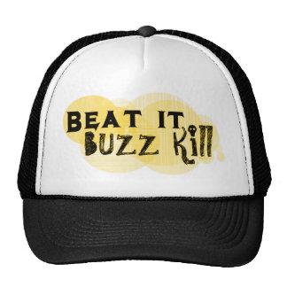 Gorra de la matanza del zumbido