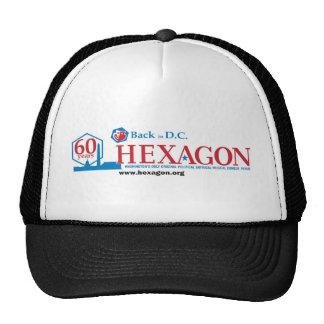 Gorra de la mercancía del hexágono
