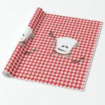 Gorra de la mesa de picnic w/Chef con las