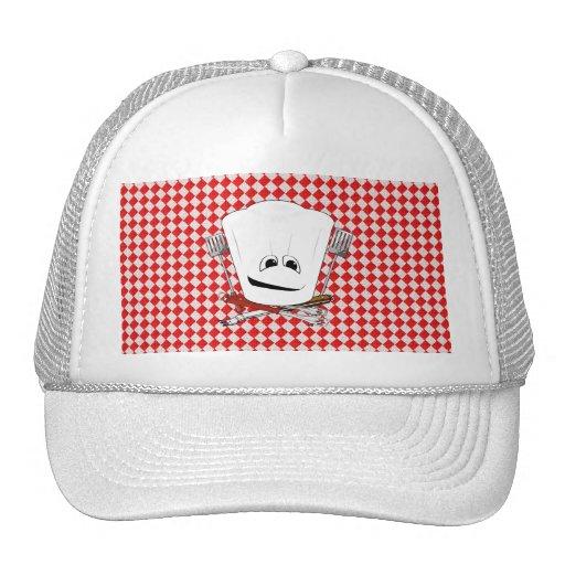 Gorra de la mesa de picnic w/Chef con las herramie