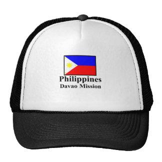Gorra de la misión de Filipinas Davao
