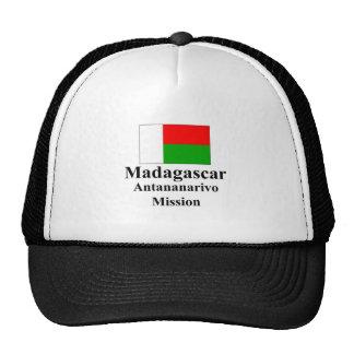 Gorra de la misión de Madagascar Antananarivo