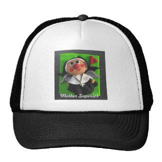 Gorra de la monja del vuelo
