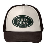 Gorra de la montaña del pie CO del pico 14.110 de