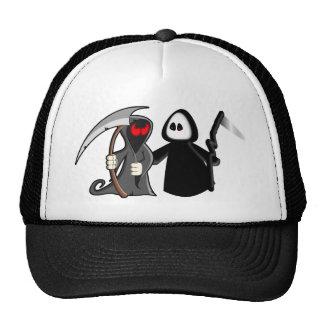 Gorra de la muerte del parca