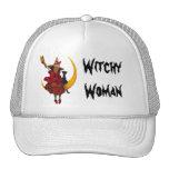 Gorra de la mujer de Witchy