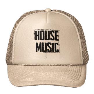 Gorra de la música de la casa