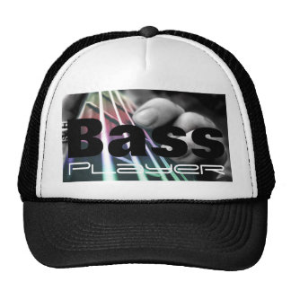 Gorra de la música del bajista del arco iris