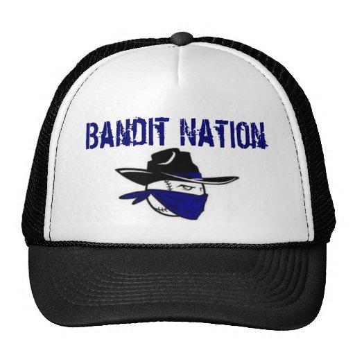 Gorra de la nación del bandido