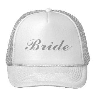 Gorra de la novia