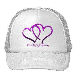 Gorra de la novia o del novio