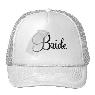 Gorra de la novia para los fiestas de Bachelorette