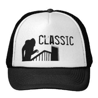Gorra de la obra clásica de la silueta de Nosferat