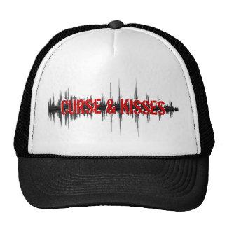 Gorra de la onda acústica de la maldición y de los