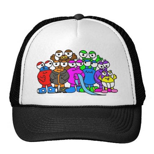 Gorra de la original de Comphy Critterz