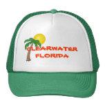Gorra de la palmera de Clearwater la Florida
