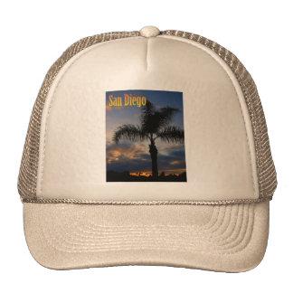 Gorra de la palmera de San Diego