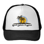 Gorra de la palmera del proyecto de Geoff Stein