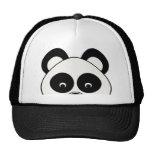 Gorra de la panda de la mirada furtiva