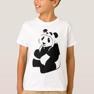 Gorra de la panda polera