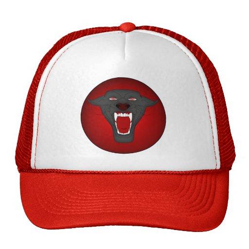 Gorra de la pantera negra