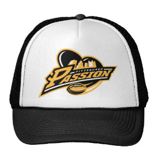 Gorra de la pasión de Pittsburgh