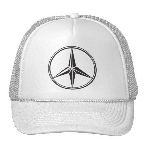 Gorra de la paz del MB