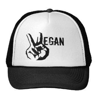 Gorra de la paz del Veganism