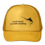 Gorra de la pesca